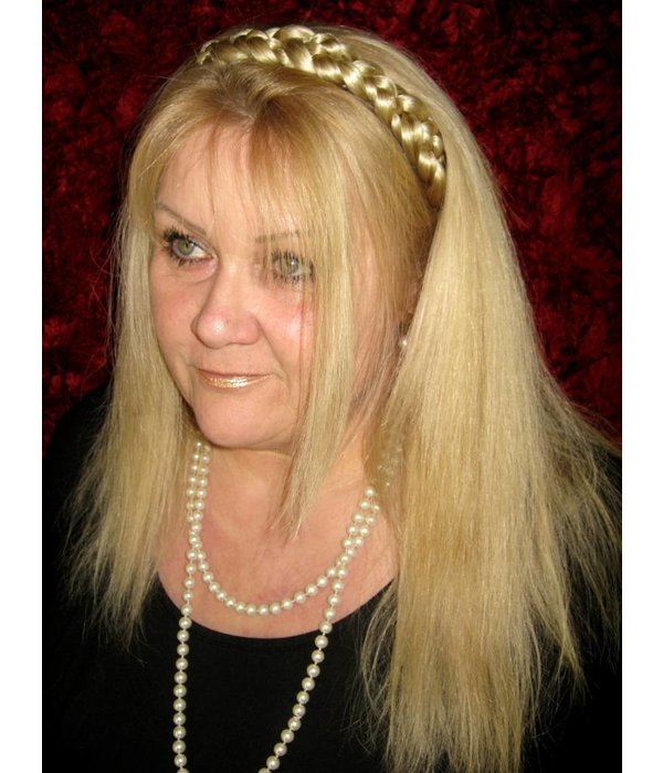 Braided Baroness Headband