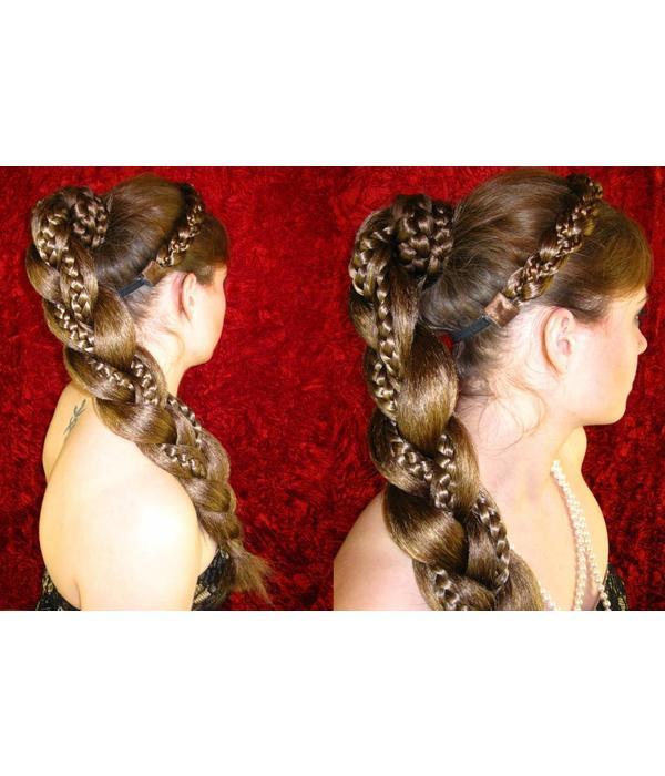 Rapunzel Braid Headband, medium