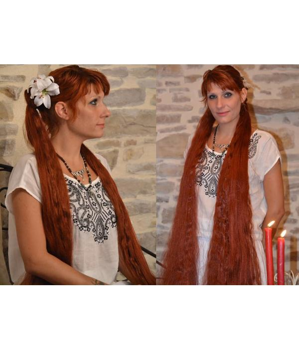 2 Hair Falls size S extra, wild style