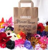 Flower Power Grab Bag/ Surprise Bag Deluxe