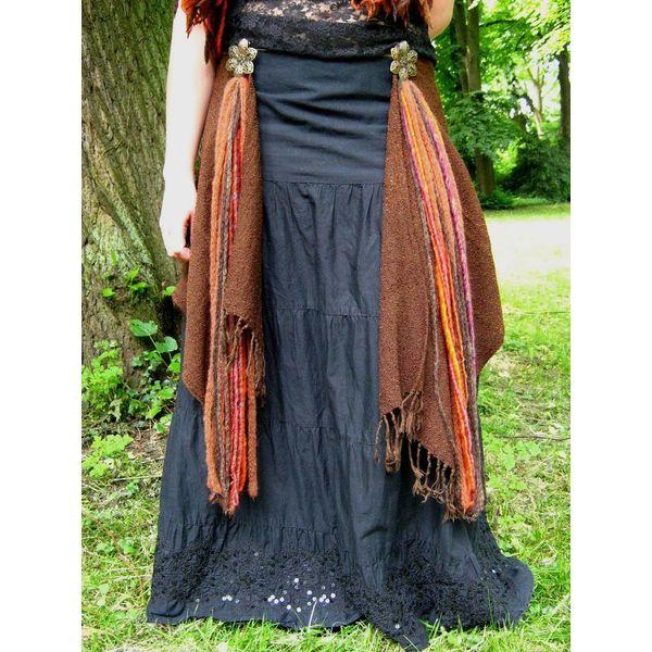 50 % OFF Gypsy Flower dreads tassel
