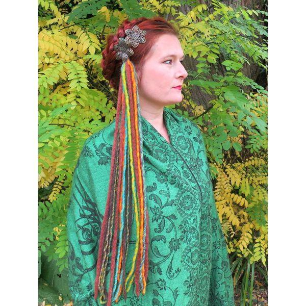 50 % OFF Spirit of Africa hip & hair tassel