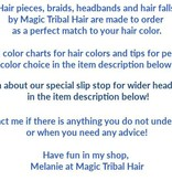 Double Braid Hair Crown, thick