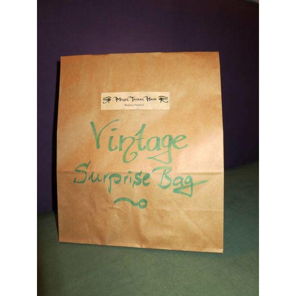 Vintage Surprise Bag