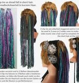 Dreads for short hair
