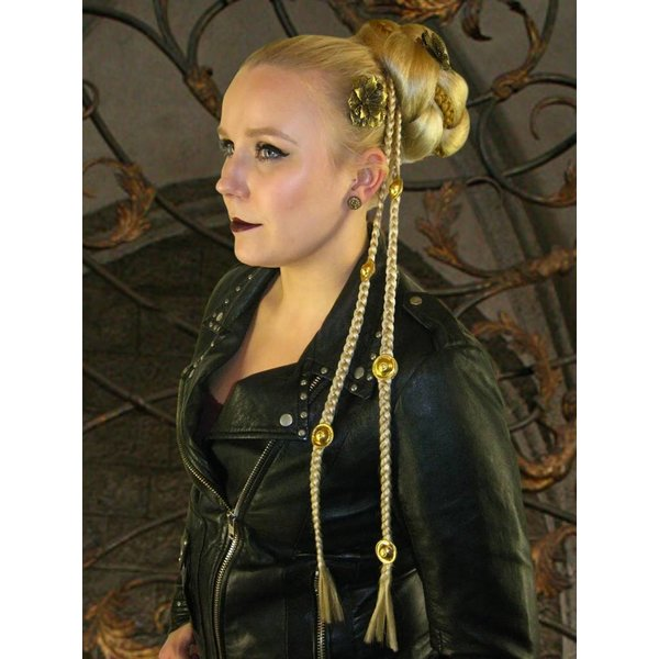 Steampunk Belly Dance Hair Piece