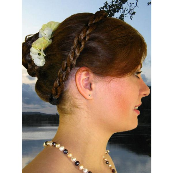 Twist Braid Headband Sailor