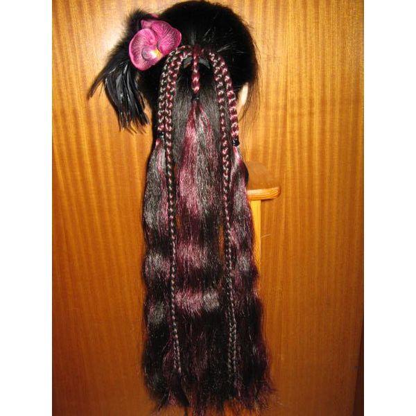 Magician DIY hair piece