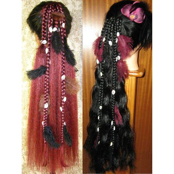 Gypsy Magician Hair Falls M