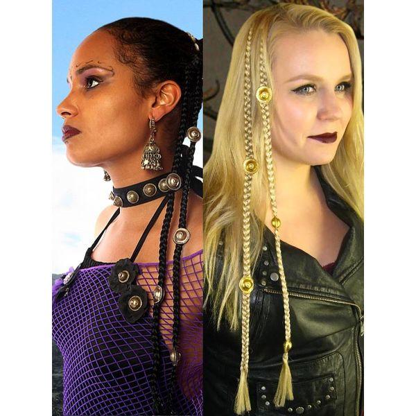 Steampunk & Gothic Hair Piece