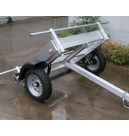 Trailer, Aluma, Rack and Sport, 4'x3.5'