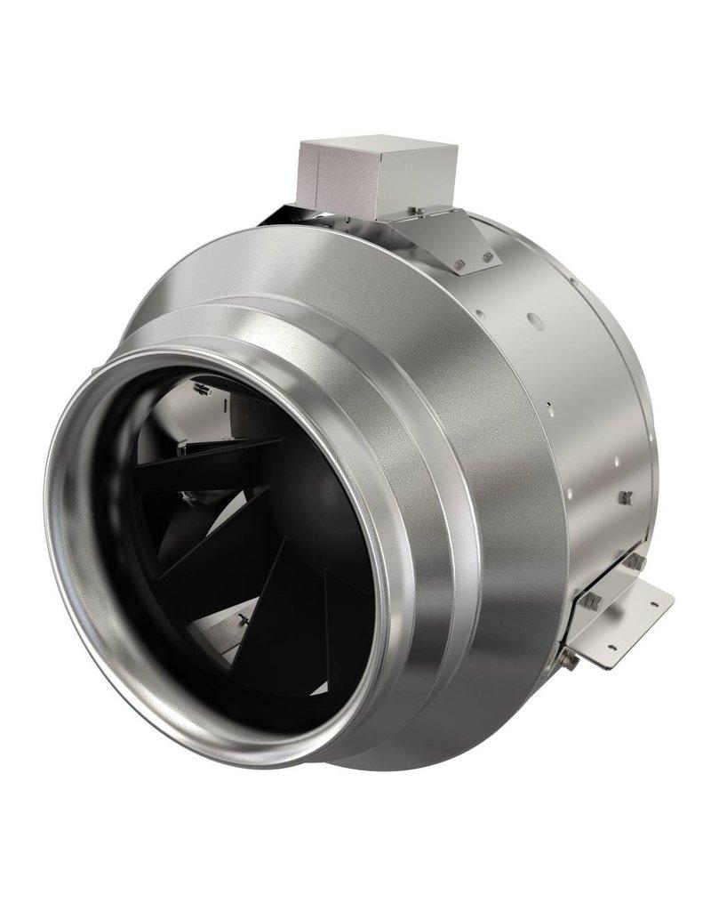 """Fan Tech 12"""" Inline Mixed Flow Fan, 2,016 cfm, 115V"""