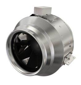 "Fantech Fantech 10"" Inline Mixed Flow Fan, 872 cfm, 230V,  W/O Cord"