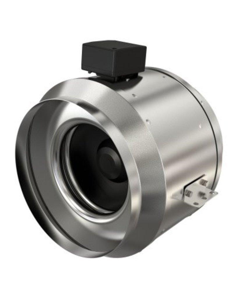 "Fantech Fantech 12"" Inline Mixed Flow Fan, 1290 cfm, 230V,  W/O Cord"