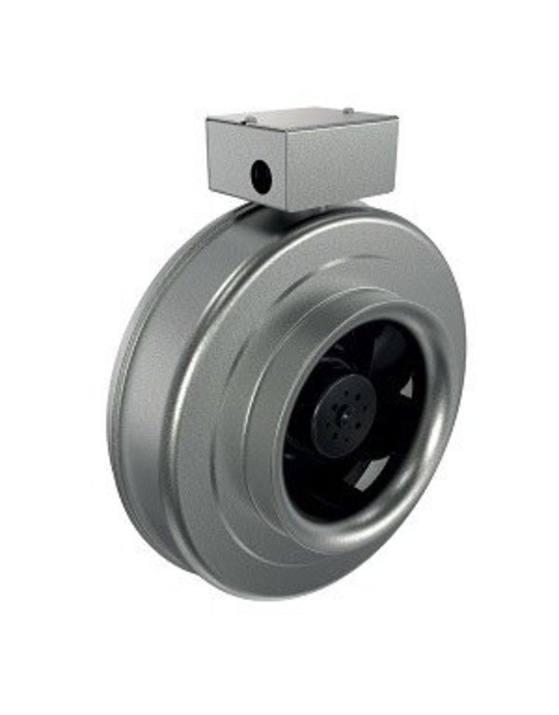 "Fantech 12"" Inline Centrifugal Fan, 805 CFM, 120V, EC Motor, W/Cord"