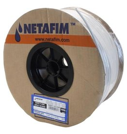 Netafim Netafim Super Flex UV White Polyethylene Tubing 5 mm -1000 ft (1/Cs)