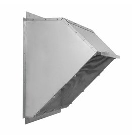 "Fantech Fantech Weatherhood, For 48"" Fan"