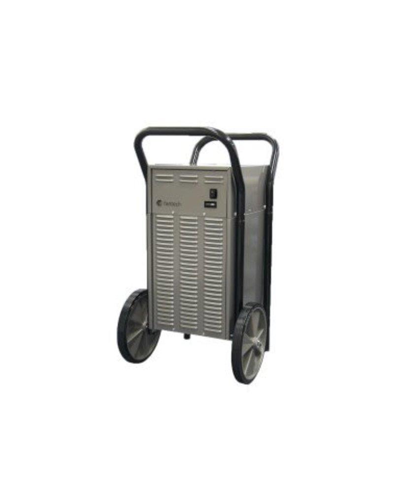 Fantech Fantech Dehumidifier (Stainless Steel), 124 Pint, 120V, 5.9 Amp