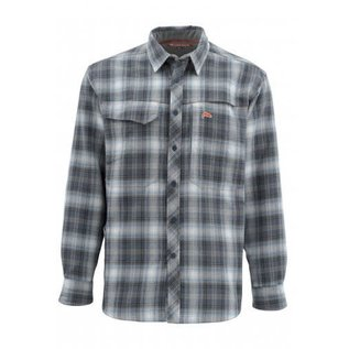 Simms Fishing Guide Flannel LS Shirt