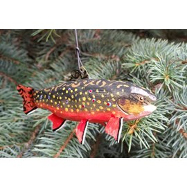 Trout Ornament