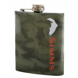 Simms Fishing Camo Flask