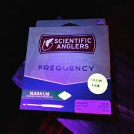 Scientific Anglers Magnum Glow-in-the-Dark Fly Line
