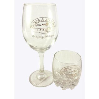 Gates Wine Glass