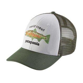 Patagonia Patagonia  World Trout Fishstitch Trucker Hat