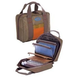 Fishpond Road Trip Fly Tying Kit - Sand