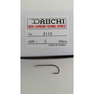 Daiichi 2110 Van Klinken Bomber Hooks