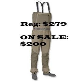 Orvis Orvis Silver Sonic Convertible Wader
