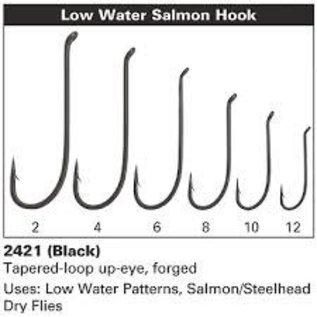 Daiichi 2421 Size 6 Low Water Salmon/Steelhead Hooks