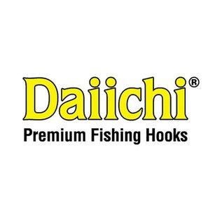 Daiichi Daiichi 1330 Short-Shank Dry Fly Up-Eye Hooks 100 Pack 24