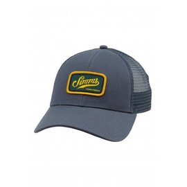 Simms Fishing Retro Trucker Cap, Anvil