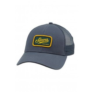 Simms Fishing Retro Trucker Cap, Anvil