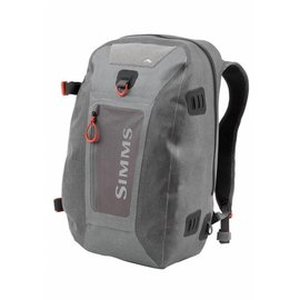Simms Fishing Dry Creek Z Backpack Pewter