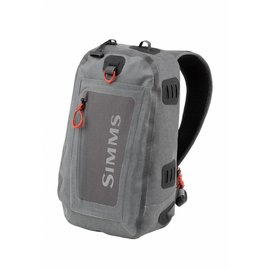 Simms Fishing Simms Dry Creek Z Sling Pewter