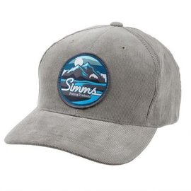 Simms Simms Corduroy Classic Baseball Cap