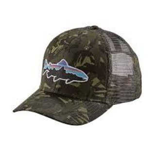 Patagonia Patagonia Fitz Roy Trout Trucker Hat Camo