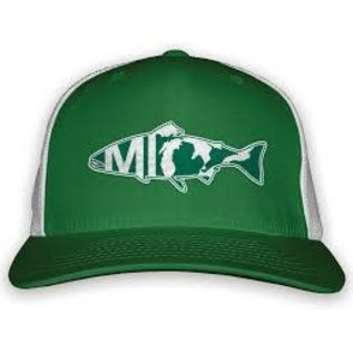 Rep Your Water Michigan East Lansing Edition Hat
