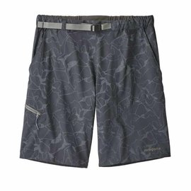 Patagonia Patagonia Men's Technical Stretch Shorts- Smolder Blue
