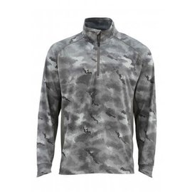 Simms Fishing Simms SolarFlex 1/2 Zip Shirt