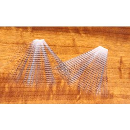 Hareline Barred Mayfly Tails