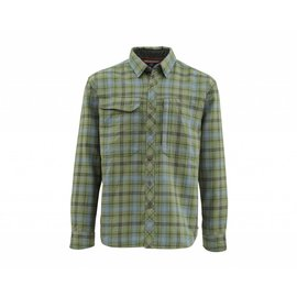 Simms Fishing Simms Guide Flannel LS Shirt