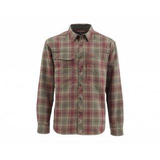 Simms Fishing Simms Guide Flannel LS Shirt