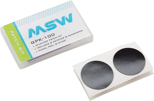 MSW MSW GPK-100 Glueless Patch Kit
