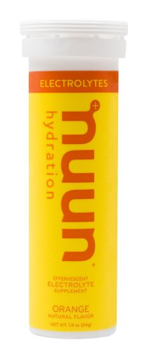 nuun Nuun Active Hydration Tablets: Orange