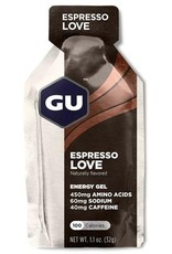 GU GU Energy Gel: Espresso Love