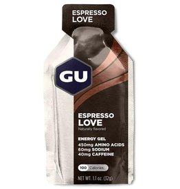 GU GU Energy Gel: Espresso Love