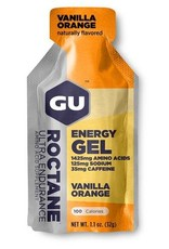 GU GU Roctane Energy Gel: Vanilla-Orange